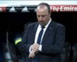 Benitez BACKED by Real Madrid president
