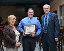 AAA Honors Stamford Police Officer For Traffic Safety Achievements