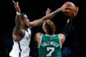 Nets wake up to give Celtics small dose of revenge
