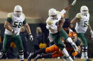 After many in Top 10 stumbled, Baylor should land on CFP's doorstep