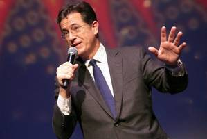 Stephen Colbert returns to host Kennedy Center Honors for second time