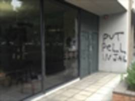 Catholic building defaced in Melbourne
