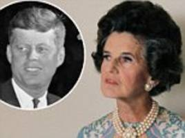 Rose Kennedy talks about daughter's lobotomy, banning crying in the 'cursed' clan and how she would weigh her children every week in recently uncovered interview