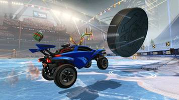 Rocket League Getting Winter Games Event