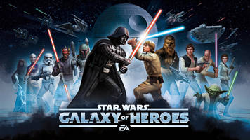 Star Wars: Galaxy of Heroes Is Out Now