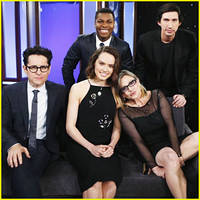 'Star Wars: The Force Awakens' Cast Reveal Unknown Secrets - Watch Now!