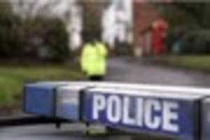 Homeless man attacked and robbed in Crawley street