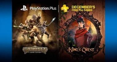 Sony Announces the Free PlayStation Plus Games for December