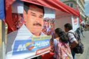 Venezuelan opposition candidate shot dead during campaign event