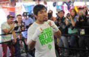 why manny pacquiao won't pick amir khan for his next fight