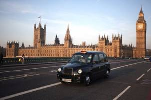 Black cabs will accept cards - but fares will rise to pay for it
