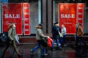 why black friday signals a never-ending sales season