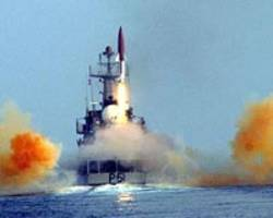 India test fires ship-based nuclear-capable missile