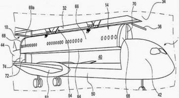 Airbus 'pod concept' design for planes with detachable cabins