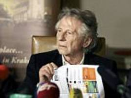 Poland will not appeal court's refusal to extradite Roman Polanski to the US