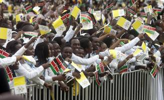 Pope tells young Kenyans: corruption will destroy your heart. Don't develop a taste for it