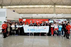 Hong Kong Airlines' Fly with Faith -- Taipei Tour for Seniors Creates Memorable Journey with the Elderly