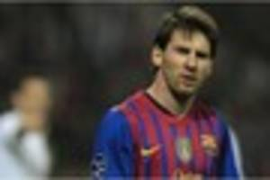 Premier League news: Could Lionel Messi be linking up with London...