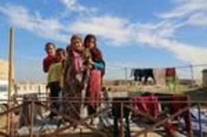 Life returns to Syrian town after IS ousted