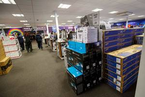 backing out of black friday: a new trend..?