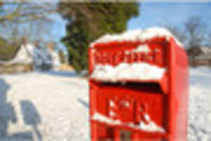 christmas post dates: when are the last posting dates for the uk...