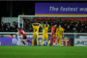 post-match reaction: exeter city 1 bristol rovers 1