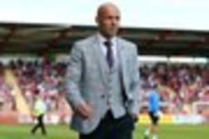 exeter city v bristol rovers: matchday live