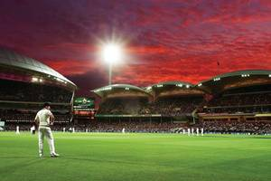 Aus vs NZ day-night Test: History is made, Test cricket goes pink!