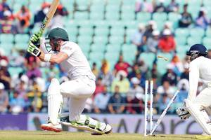 Pitch and South Africa unprepared for Test series