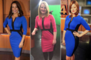 Weatherwomen hold the secrets to killer style