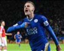 Vardy goes cliche crazy in post-match interview