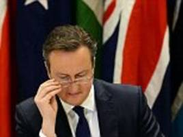 I will woo the rebel Labour MPs and persuade them to back crunch vote on war against ISIS, vows David Cameron