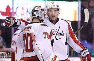 Capitals run win streak to 5 with road win at Maple Leafs