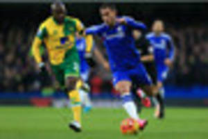 Jose Mourinho unconvinced by Eden Hazard in playmaking role