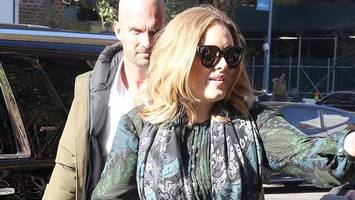 Who is Adele's hot new bodyguard?
