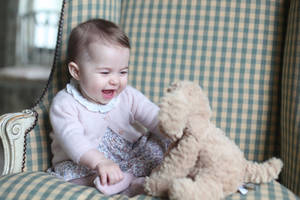 Princess Charlotte is as adorable as ever in new photos