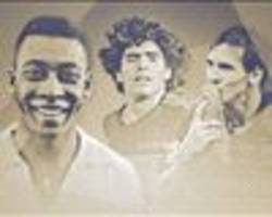 POLL: Messi, Pele, Maradona – who is the greatest player of all time?