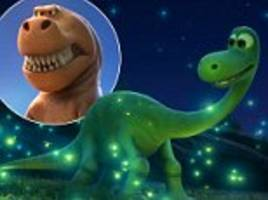 'Children were crying and leaving the theater': The Good Dinosaur draws criticism from parents for its depiction of death, drug-induced hallucinations and vicious attacks