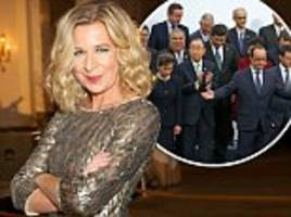 KATIE HOPKINS: Why are 150 world leaders, 40,000 delegates and all the usual luvvies fiddling around with climate 'change' while ISIS makes the world burn?