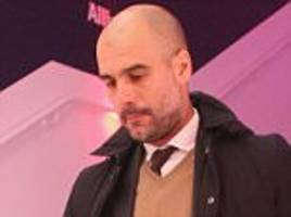 Pep Guardiola may sign new Bayern Munich deal and reject Manchester City as he and his family 'love' living in the 'crazy' city