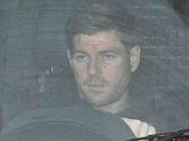 Steven Gerrard returns to Melwood to train with Liverpool as the Anfield hero takes the chance to work with manager Jurgen Klopp