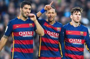 Barcelona strike trio leave Real Madrid playing catch-up in La Liga