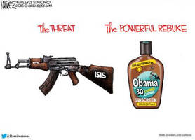 President Obama's Latest ISIS Strategy Illustrated