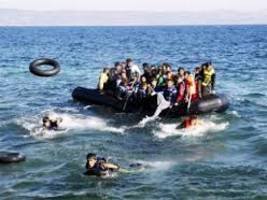 100 people rescued from Singapore-bound sinking boat