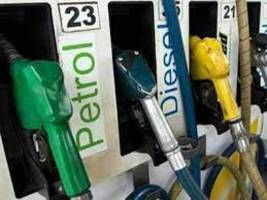 Petrol cheaper by 58 paise, diesel 25 paise