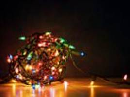 Ofcom warns Christmas tree lights can impact your Wi-Fi