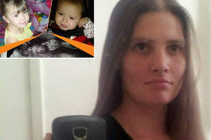 mother convicted after slitting throats, stabbing hearts of young daughters