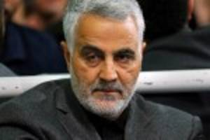 The face of Iran's military might be dying