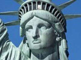 was the inspiration for the statue of liberty a muslim woman? researchers say french sculptor repurposed design based on an arab peasant for lady liberty