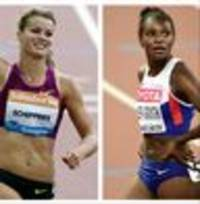 dina asher-smith and dafne schippers set for 60m duel at glasgow indoor grand prix